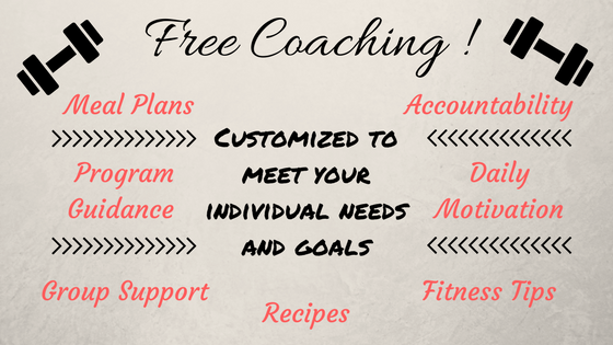 Free Coaching !